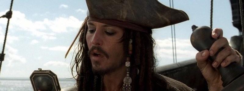 Джонни Депп потерял деньги, заработанные на «Пиратах Карибского моря»