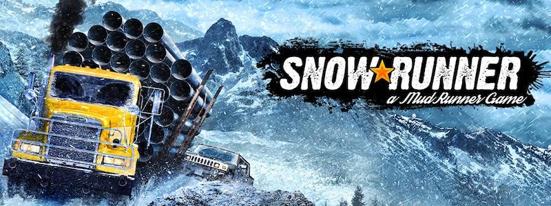SnowRunner вышла на Nintendo Switch