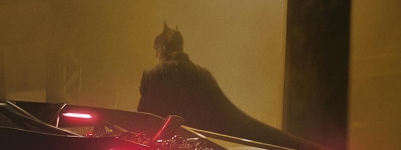 Новое промо показало Бэтмена Роберта Паттинсона и его Бэтмобиль