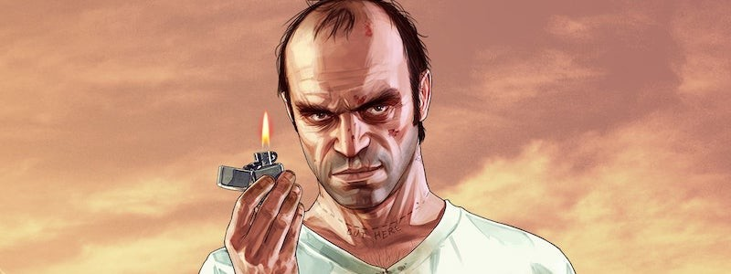 Игрок полностью прошел GTA 5 без ранений