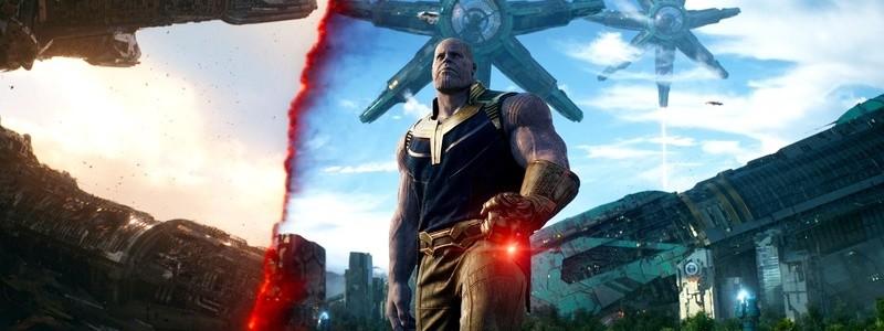 Появился намек на связь фильма «Вечные» с Таносом