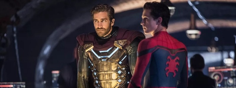 Не трейлер «Человека-паука 3»: исполнитель Мистерио поздравил Холланда