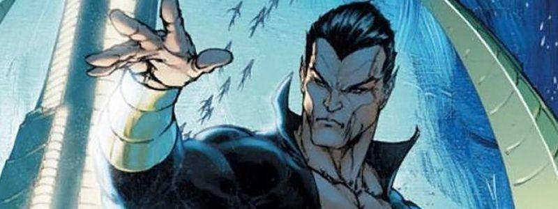 Как Люк Эванс выглядит в роли Нэмора в киновселенной Marvel