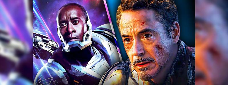 Раскрыта связь сериала «Бронированные войны» с Железным человеком