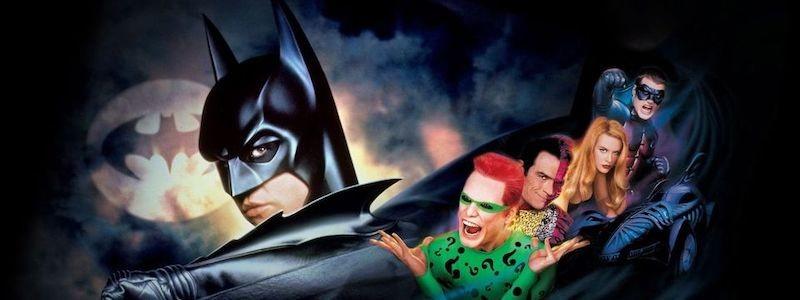 Фанаты требуют выпустить режиссерскую версию «Бэтмена навсегда»