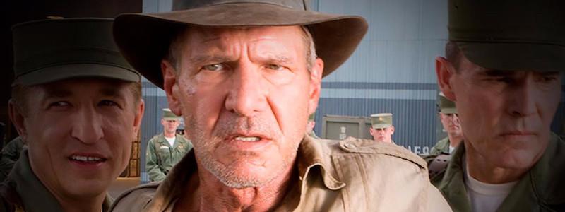Харрисон Форд получил травму на съемках «Индианы Джонса 5»