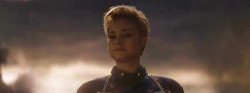 Слух: Бри Ларсон хочет сделать Капитана Марвел лидером Мстителей