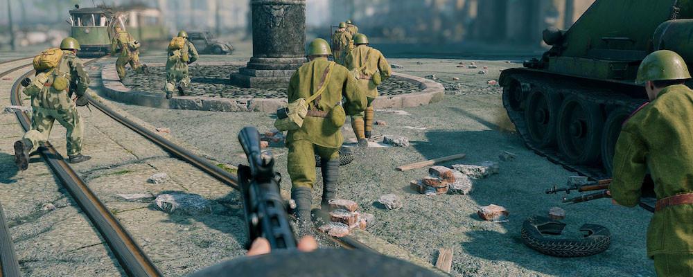 В сетевом шутере Enlisted теперь доступна кампания «Битва за Берлин»