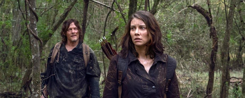 Мерсер появился в трейлере последнего сезона «Ходячие мертвецы»