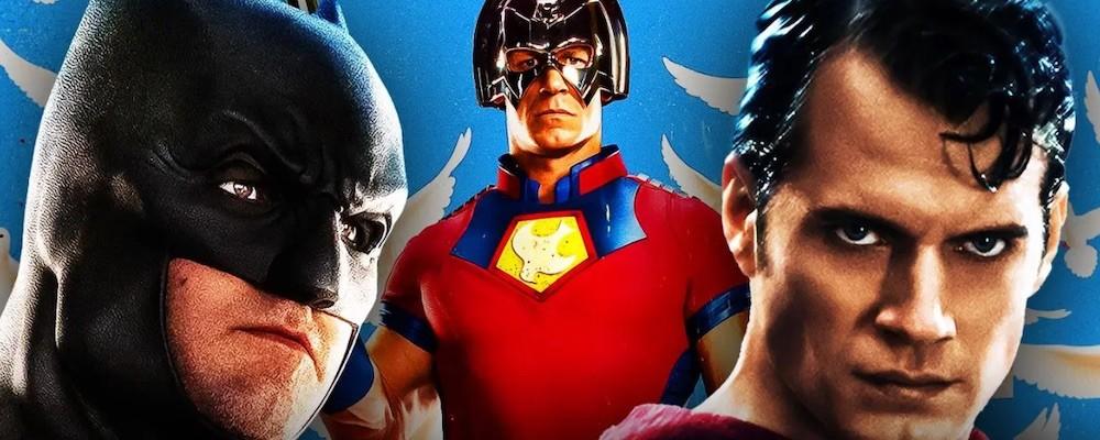 Раскрыто влияние Бэтмена и Супермена в сериале «Миротворец»