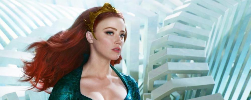 Слух: Мера Эмбер Херд получит сольный фильм DC после «Аквамена 2»
