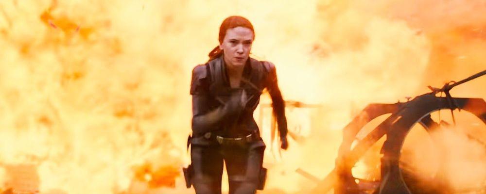 Marvel отказались от странной версии фильма «Черная вдова»