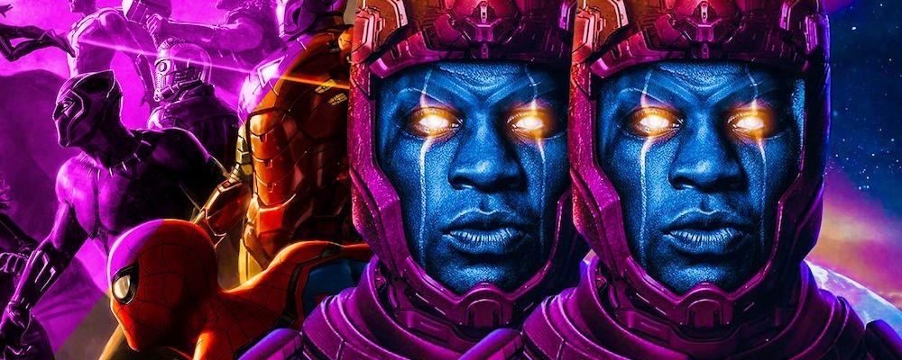 Состоялся дебют Канга Завоевателя в киновселенной Marvel. Первый взгляд