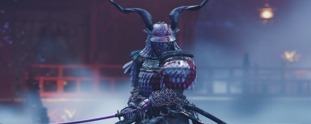 В Ghost of Tsushima появились скины по God of War и Bloodborne