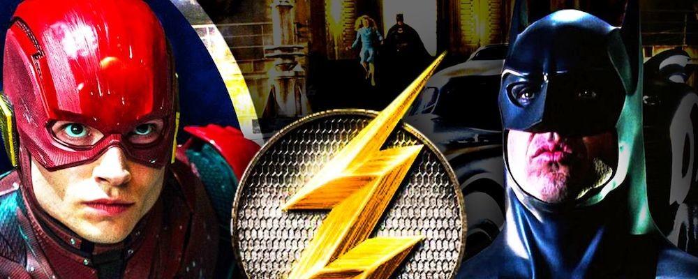 Кадры «Флэша» показали новый взгляд на Супергерл и Бэтмобиль
