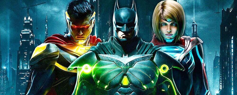 Появился первый тизер Injustice 3 - неожиданное обновление Injustice 2