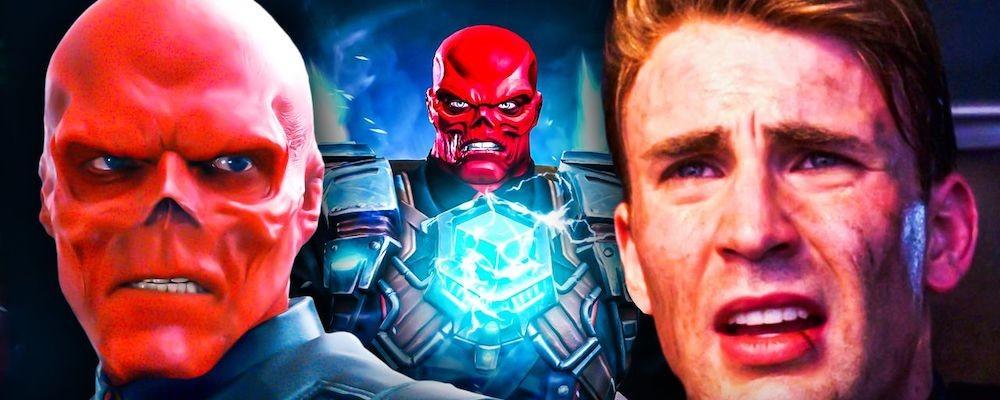 Marvel вырезали неожиданного злодея из «Первого мстителя»