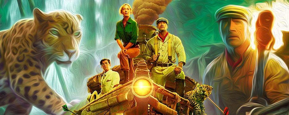 Появились отзывы о фильме «Круиз по джунглям» с Дуэйном Джонсоном