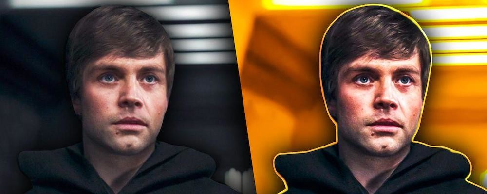 Lucasfilm наняли фаната, который улучшил Люка Скайуокера в сериале «Мандалорец»
