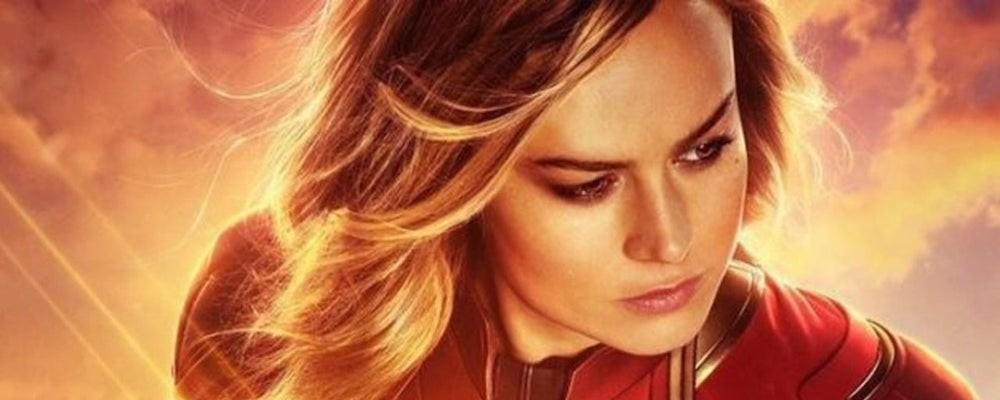 Новый логотип продолжения «Капитана Марвел» тизерит героев фильма