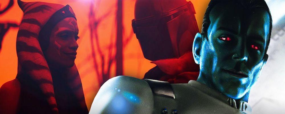 Ларса Миккельсена показали в роли Трауна из «Звездных войн»