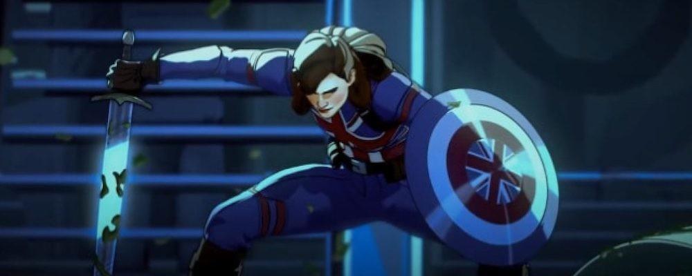 Капитан Картер появится во 2 сезоне сериала «Что, если...?»