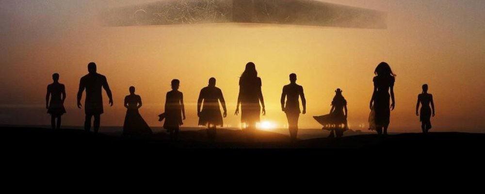 Marvel подтвердили, выйдет ли фильм «Вечные» онлайн