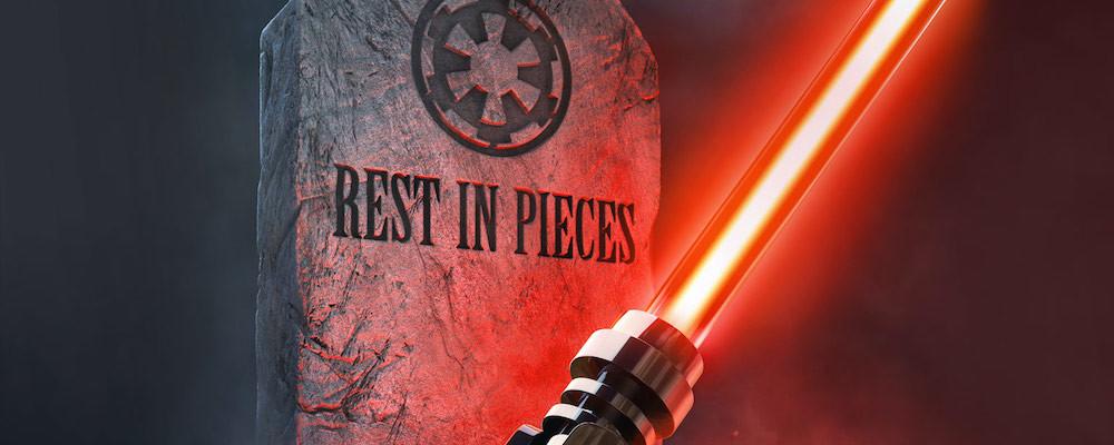 Новые «Звездные войны» расскажут жуткие истории о ситхах