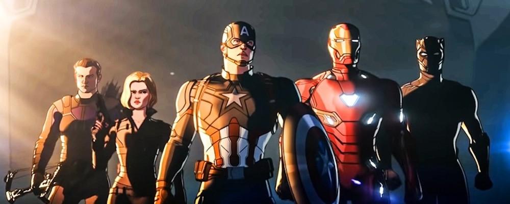 Альтернативная версия Мстителей появился в трейлере «Что если...?»