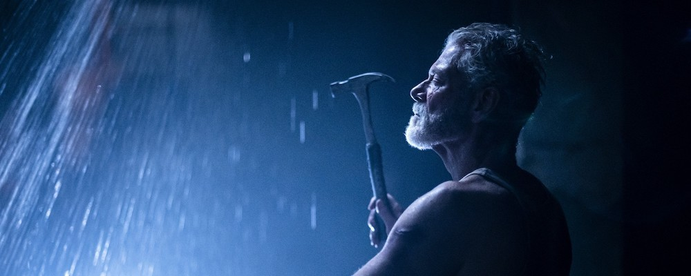 Короткое мнение о фильме «Не дыши 2». Ненужный сиквел