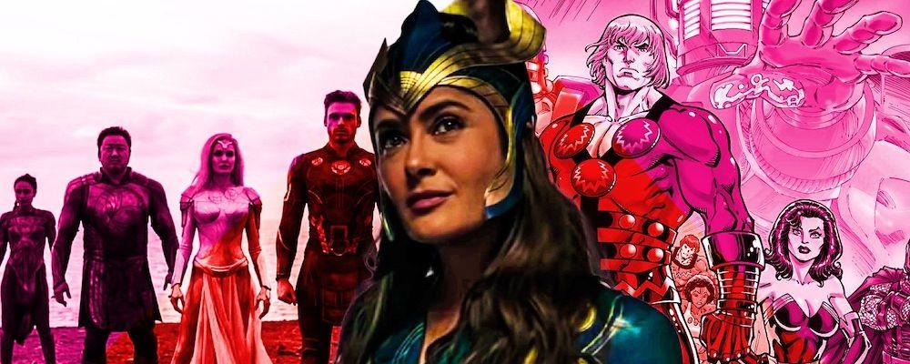 Marvel не перенесли фильм «Вечные» на 2022 год