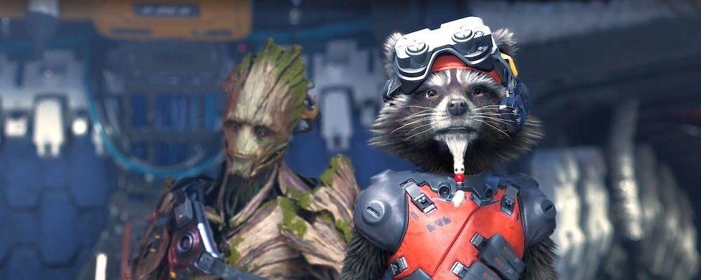 Изменения в Ракете и Грута показали в новом ролике «Marvel Стражи галактики»