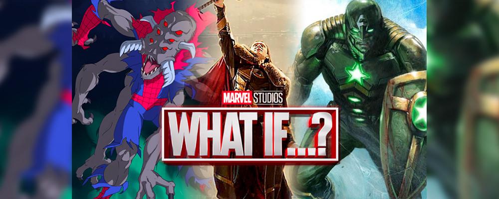 Раскрыты вырезанные эпизоды сериала «Что, если...?» от Marvel