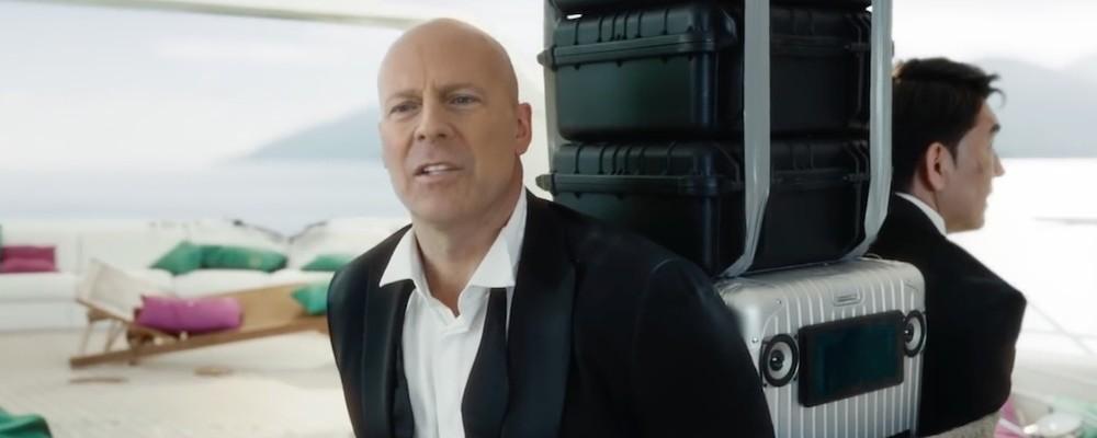 Брюс Уиллис снялся в сериале «Мегафона»