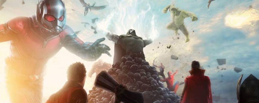 Marvel пытаются снять фильм «Секретные войны»