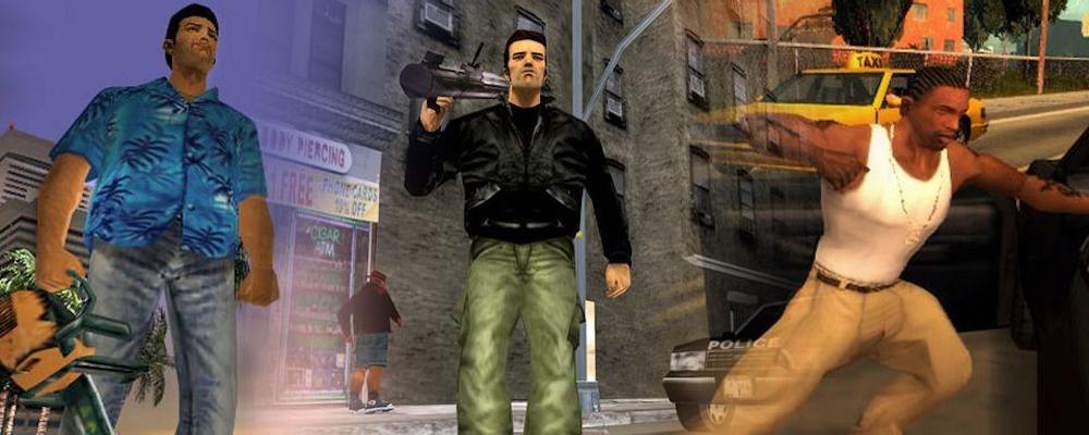 Трилогия ремастеров Grand Theft Auto не выйдет в 2021 году