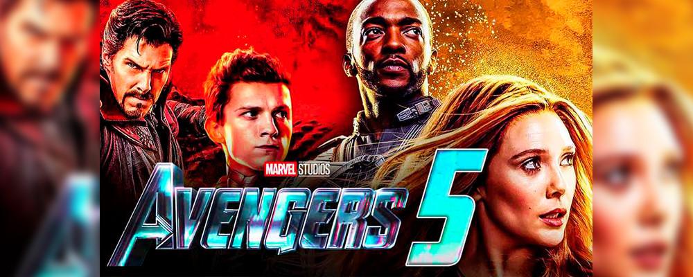 Подтверждено, что подготовка к фильму «Мстители 5» уже началась