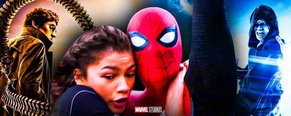Слитый трейлер фильма «Человек-паук: Нет пути домой» подтвердил злодеев
