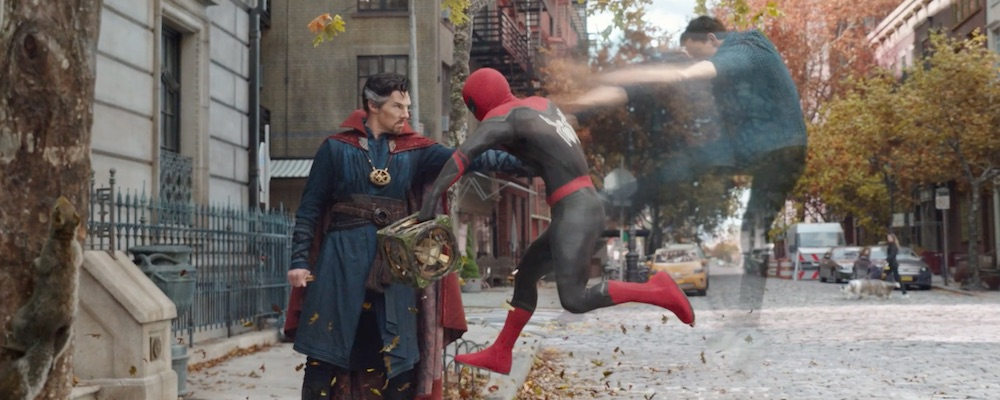 Вышел трейлер фильма «Человек-паук 3: Нет пути домой» на русском языке