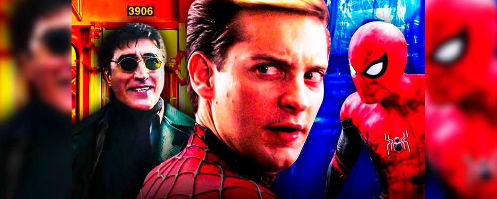 Актер подтвердил появление Тоби Магуайра в фильме «Человек-паук 3: Нет пути домой»