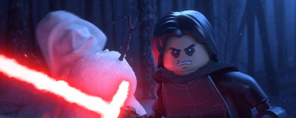 Геймплейный трейлер и дата выхода «LEGO Звездные войны: Скайуокер. Сага»