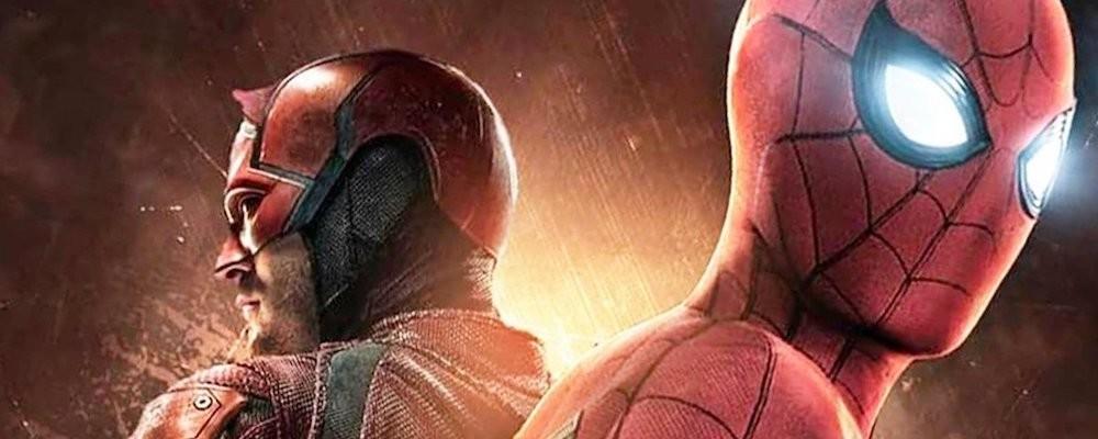 Сорвиголова появился на постере «Человека-паука: Нет пути домой» от художника
