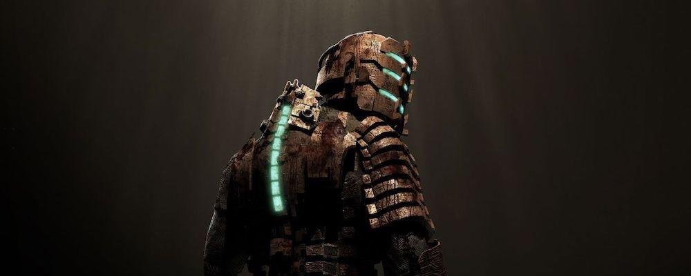 Первые кадры ремейка Dead Space покажут сегодня во время стрима