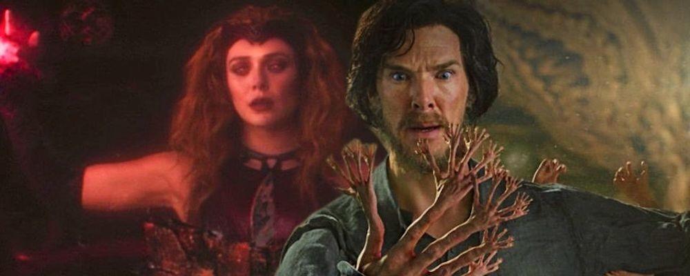 Marvel показали изначальную версию «Доктора Стрэнджа и мультивселенная безумия»