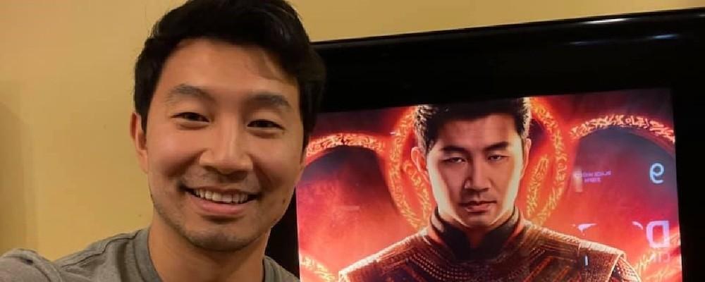 Фанаты нашли старые смешные фото Симу Лю, исполнителя Шан-Чи MCU