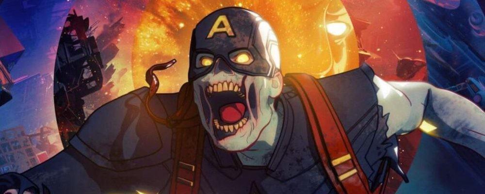 Зомби-герои Marvel появятся в 5 серии «Что, если…?»