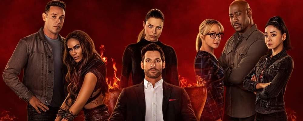 6 сезон сериала «Люцифер» можно посмотреть онлайн. Это финал - 7 сезона не будет