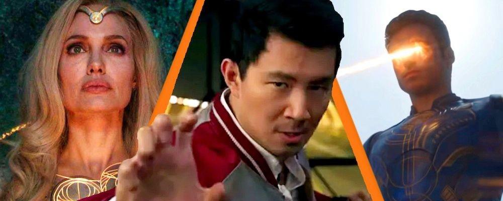 У фильмов «Шан-Чи» и «Вечные» проблемы с выходом в прокат Китая