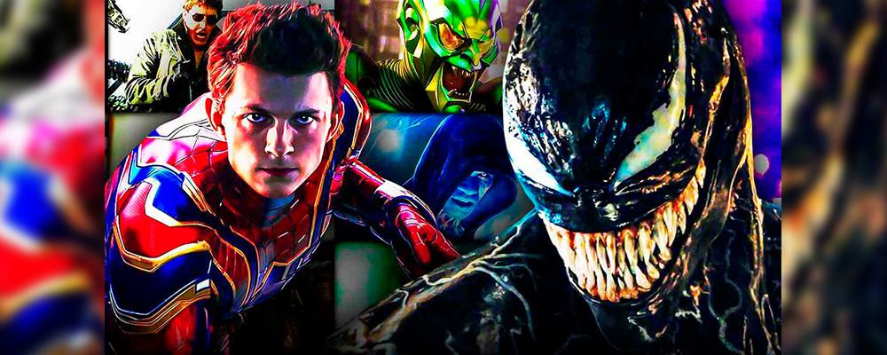 Режиссер «Венома 2» тизерит кроссовер с Человеком-пауком и Зловещей шестеркой