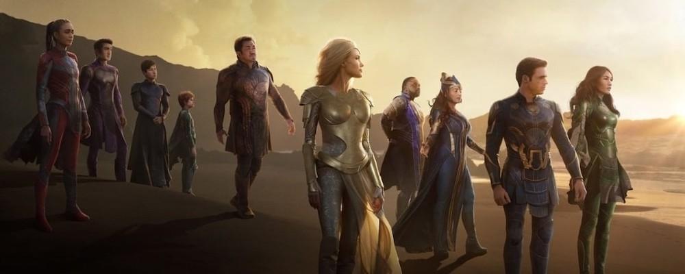 «Вечные» от Marvel будут фильмом для взрослых в России